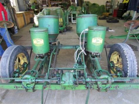 Original 290 John Deere Corn Planter Deere 290 Corn Planter