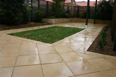 Harga Sprei Merk Australia paving ideas for gardens garden stepping ideas