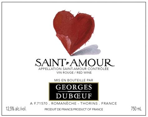 Amour Grepe georges duboeuf amour vins philippe dandurand