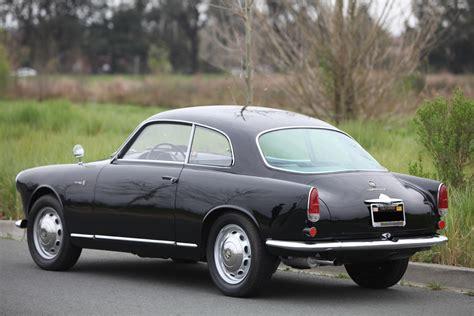 1960 Alfa Romeo by 40 Years Owned 1960 Alfa Romeo Giulietta Sprint Bring A