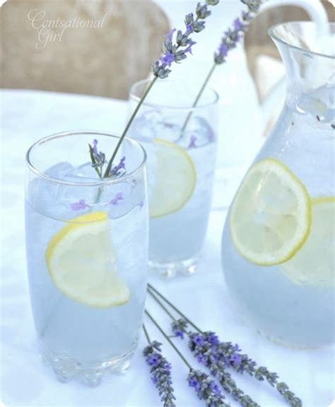 how to make lavender lemonade combine 190 cup of water with
