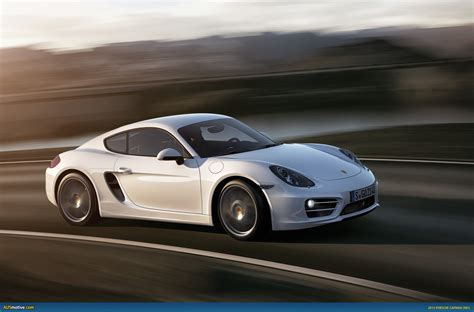 Porche Catman ausmotive 187 la 2012 porsche cayman revealed