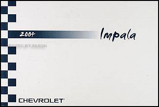 book repair manual 2004 chevrolet impala transmission blog archives freegetsci
