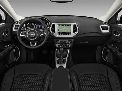 jeep compass dashboard image 2017 jeep compass latitude fwd ltd avail