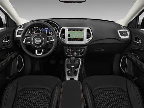 jeep compass dashboard image 2017 jeep compass latitude fwd ltd avail
