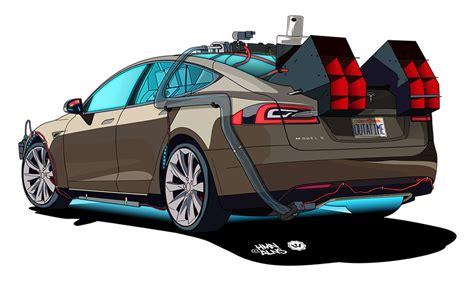 Tony Hawk Tesla What Would Marty Mcfly Look Like In 2015 Highsnobiety