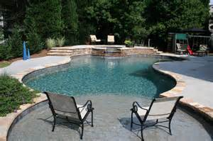 swimming pool designs traditional pool atlanta by douglas c lynn llc landscape architecture
