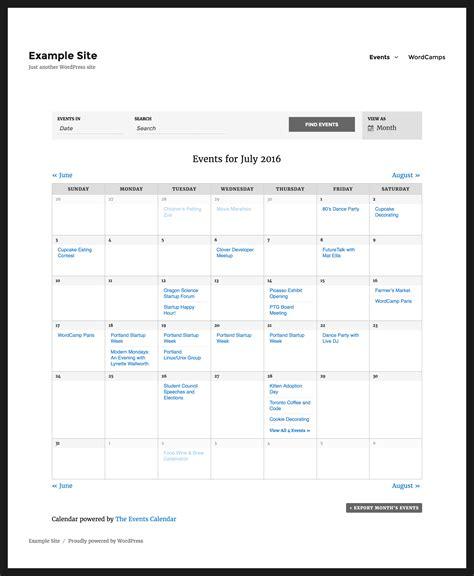 great wordpress calendar plugins roadmap