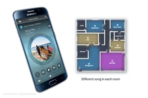 samsung multi room samsung s wireless audio multiroom app updated with new design and features sammobile