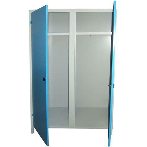 armoire penderie largeur vestiaire armoire 224 penderie m 233 tallique monobloc