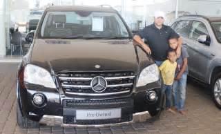 Mercedes Salesman Namibians Appetite For Luxury Cars New Era