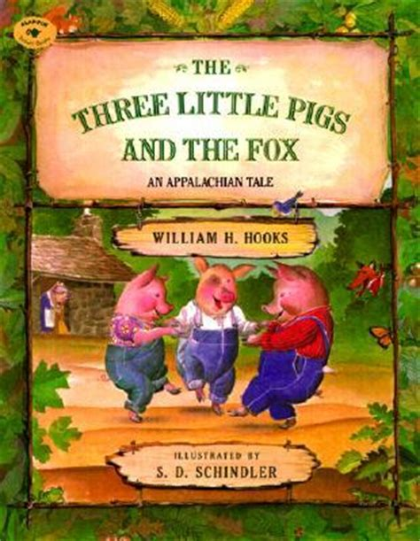 three pigs picture book three pigs the fox by william h hooks reviews