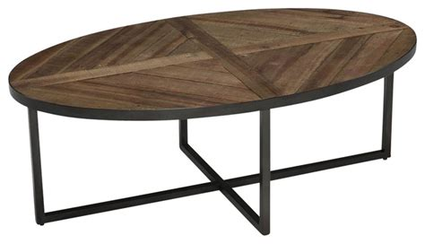 morello oval cocktail table coffee tables accent lakeside wood oval cocktail table contemporary coffee