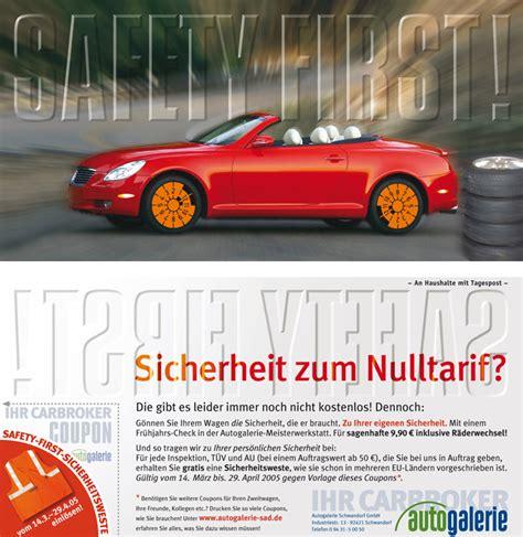 Auto Galerie Schwandorf by Flyer Artwork Kommunikationsdesign Page 2