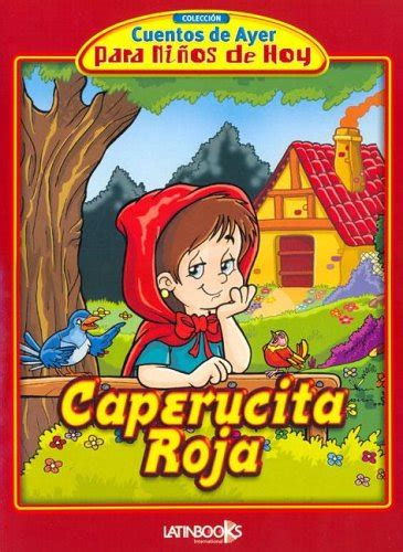 libro caperucita roja sopa de librarika caperucita roja verde amarilla azul y blanca
