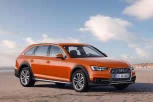 Audi Q5 Vs A4 Allroad 2016 Audi A4 Allroad Quattro Rendered