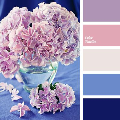 matching colours with pink blue color scheme color palette ideas