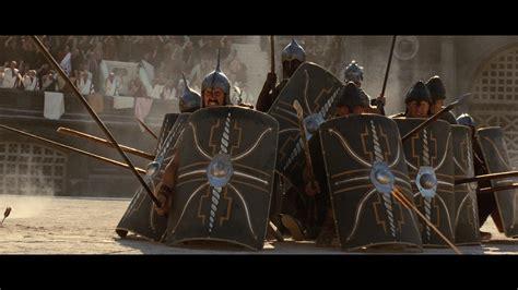 gladiator film battle of zama gladiators battle of carthage helmet prop store