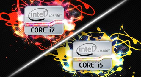 is i5 better than i7 intel i5 vs i7 which processor should you buy
