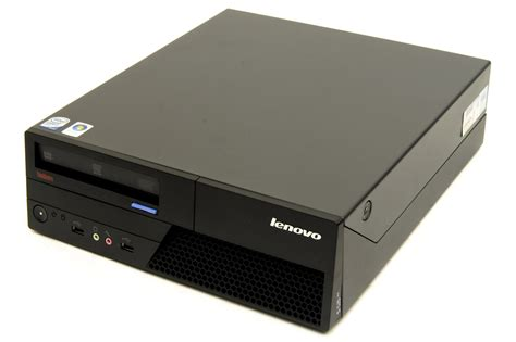 Small Business Desktop Computer Reviews Lenovo Thinkcentre M58p Small Form Factor Review Lenovo S