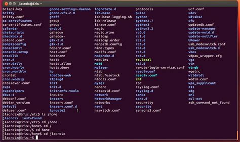 tutorial linux command line linux commands