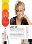 sharon stone recent haircut on shape magazine sharon stone shape magazine usa march 2014 issue