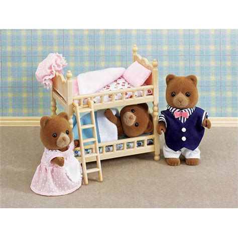 calico critters beds calico critters bunk beds amazing toys