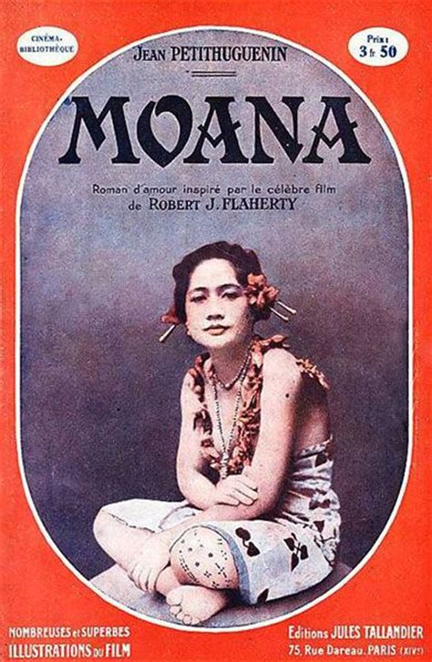 moana silent film did anyone notice there s an old silent film called quot moana