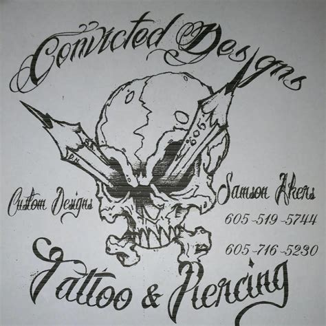 tattoo rapid city convicted designs piercing coupons near me in