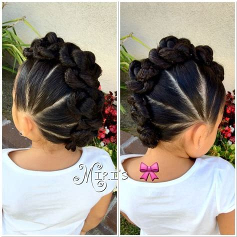 Hairstyles For Hair Black Children by 25 Best Ideas About Hairstyles On