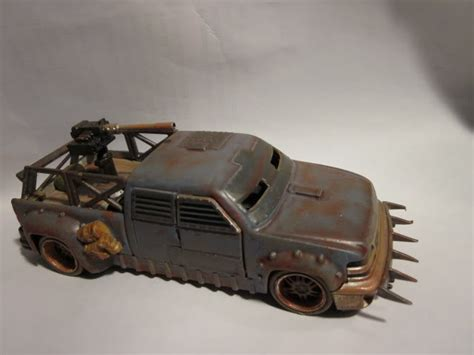 lada g24 cars civilian post apocalypse truck vehicle gallery