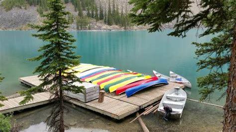 lake moraine boat rental boat rental at lake moraine picture of moraine lake