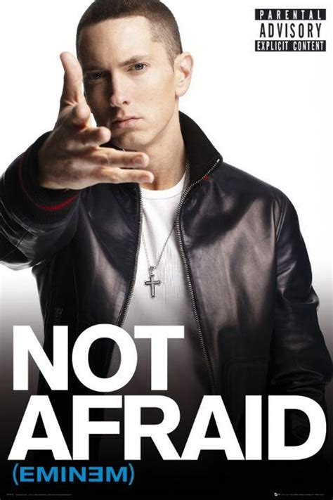T Shir Not Afraid Eminem eminem posters eminem not afraid poster lp1421 panic