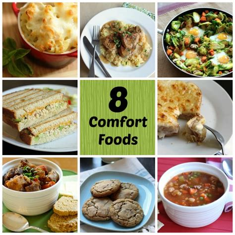 what are comfort foods 8 great comfort foods