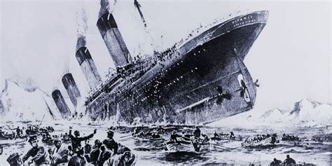when did the titanic sink did an untamed coal fire sink the titanic
