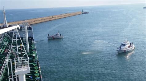 capitaneria di porto ortona guardia costiera di ortona esercitazione incendio ed