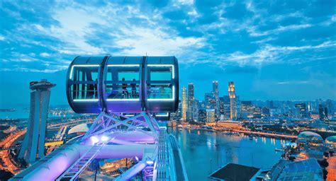 top     experience singapore