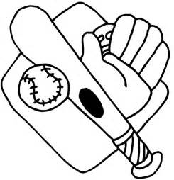 baseball coloring pages baseball coloring pages baseball bats balls and gloves