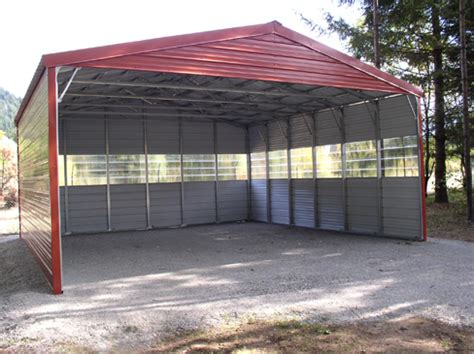Sheds Garages And Carports Premier Steel Garages And Buildings Gallery