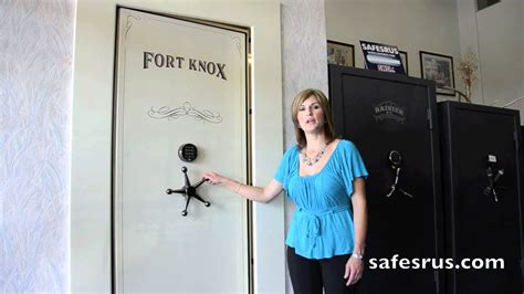 fort in swing vault door 2011 safesrus