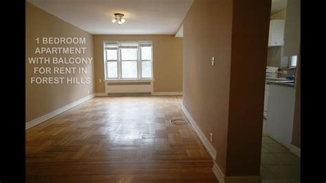 large  bedroom apartment  balcony  rent  forest hills queens nyc youtube