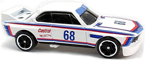 Hotwheels 73 Bmw 3 0 Csl Race Car C 461 73 bmw 3 0 csl race car 71mm 2016 wheels newsletter