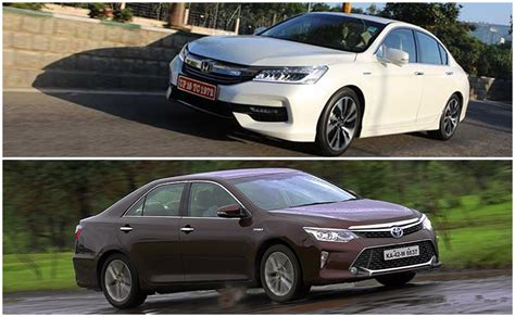 honda vs toyota honda accord hybrid vs toyota camry hybrid specifications