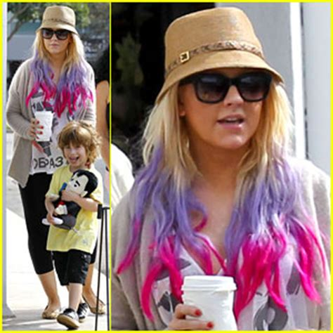 Aguilera Is Back To Work With Mcqueen Elvie Purse by Aguilera Celebrates S Birthday With