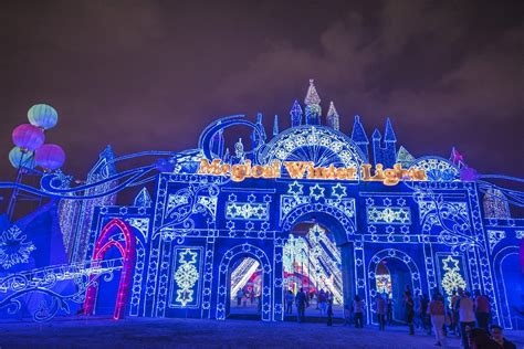 magical winter lights 2017 houston magical winter lights is a must see treat