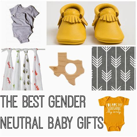 gender neutral gifts the chirping moms the best gender neutral baby gifts