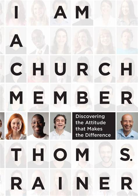 book i am a church member