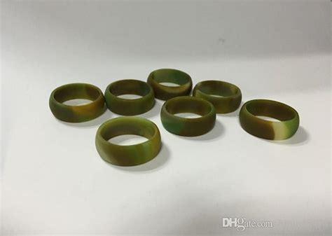 Vape Rubber Band Diameter 2 4cm custom silk print silicone ring silicone vape band customize colorful rubber ring wedding bands