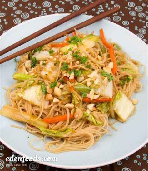 thai rice noodles