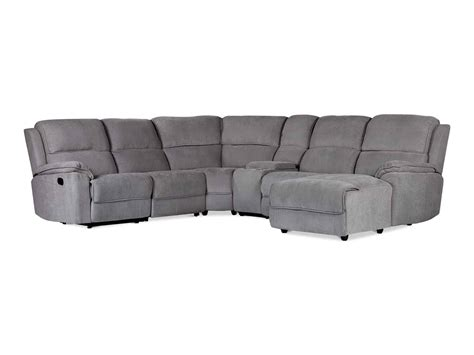 Corner Recliner Lounge Suites by Holmes Corner Lounge Suite With Chaise Front 01